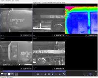 Распознавание номеров вагонов Фото 1