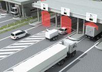 Система измерения габаритов транспортных средств Фото 1