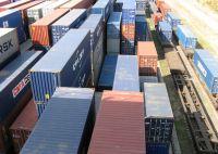 Распознавание номеров контейнеров Фото 1